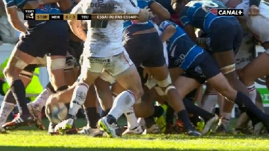 VIDEO. Top 14. Luke McAlister sauve le Stade Toulousain du bout du pied face au MHR