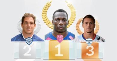 TOP 14 - Qui mérite d'être élu meilleur joueur pour la 6ème journée de championnat ?