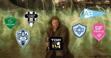 TOP 14 - Qui remportera la bataille pour la Terre du Maintien ?
