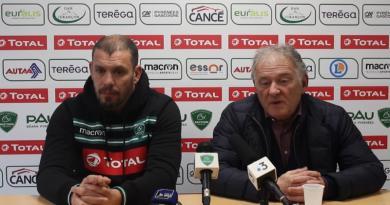 Top 14 - Section Paloise : le duo Godignon - Manca confirmé pour la saison prochaine