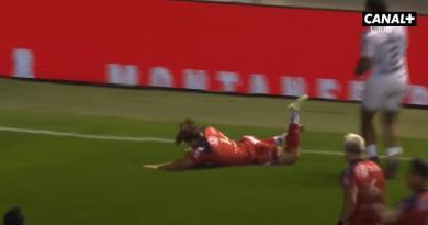 Toulon fait tomber le Stade Toulousain avec un Gervais Cordin en feu [VIDÉO]