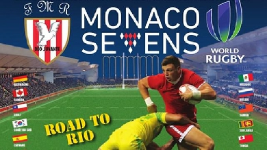 VIDEO. Rugby à 7 - 16 nations mais un seul billet pour Rio au tournoi de Monaco