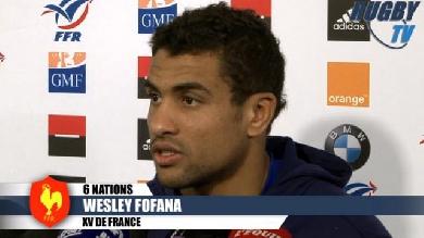 Tournoi des 6 nations - XV de France. Rémi Lamerat très incertain, fin de tournoi pour Wesley Fofana ?