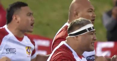 VIDEO. Tous les essais de la large victoire des Tonga, en route pour la Coupe du monde 2023 !
