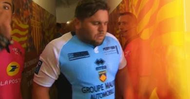 TRANSFERT : Enzo Forletta quitte l'USAP pour rejoindre Montpellier, il s'explique