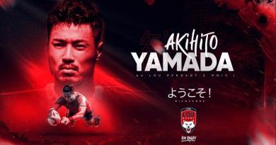 TRANSFERT - La star japonaise Akihito Yamada s'engage au LOU !