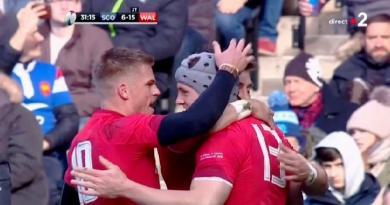 Pays de Galles : nouveau coup dur avec le forfait de Gareth Anscombe pour le Mondial 2019 !