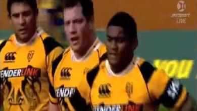 VIDEO. Transferts - L'ASM fait signer Waisake Naholo, Jamie Roberts sur le départ