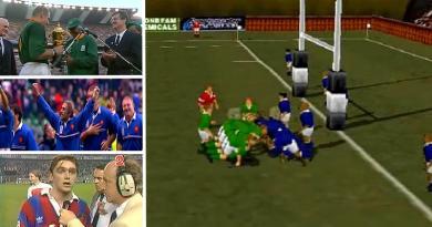 Tu sais que tu as connu le rugby des années 90 quand...
