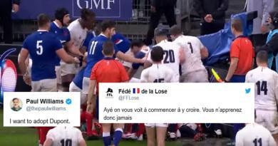 6 Nations - Twitter a été complètement hypé par ce XV de France !