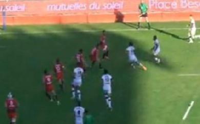 VIDEO. Le RCT bat l'UBB pour son premier match amical