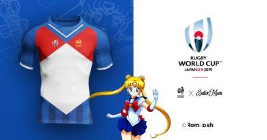 Un graphiste réinvente les maillots de la Coupe du monde en mode Manga, et le résultat est sublime !