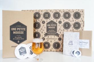 3 Kits de brassage de bière à gagner avec Une Petite Mousse à l'occasion du Rugby No Limit