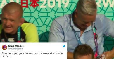 Coupe du monde - Géorgie vs Uruguay a quand même fait réagir sur les réseaux