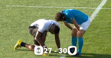 L'exploit de l'Uruguay qui pousse les Fidji vers la sortie !
