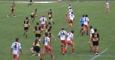 VIDÉO. Rugby Amateur : l'US Menditte remonte 80 m pour inscrire un magnifique essai collectif
