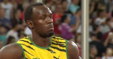 VIDEO. Insolite : Usain Bolt clame son soutien pour une équipe de rugby française