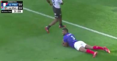 Sevens : Veredamu offre la médaille de bronze à France 7 face aux Fidji ! [Vidéo]