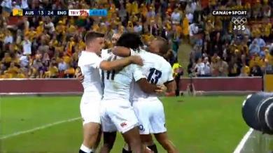 RÉSUME VIDÉO. L'Angleterre prend sa revanche sur l'Australie avec un succès historique (28-39)
