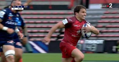 VIDEO. Antoine Dupont envoie Toulouse en finale de la Champions Cup !