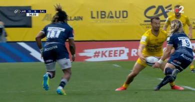 VIDEO. Champions Cup. L'essai de Dillyn Leyds (La Rochelle) face à Sale était-il valable ?