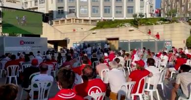 VIDEO. Excitation, tension, explosion, revivez le derby basque dans la peau des supporters
