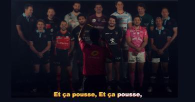 VIDÉO. Insolite : les Boxing Days Rugby célébrés... en chanson avec le clip de l'année !