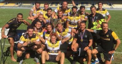 VIDÉO. Rugby à VII. Le Stade Rochelais champion de France Espoir !