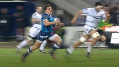 VIDEO. Top 14 : Antoine Dupont intenable face à Montpellier