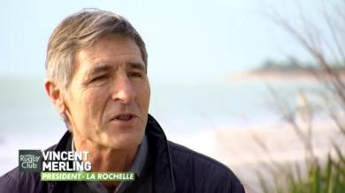 "VIDEO. Top 14 - Stade Rochelais, Vincent Merling : ""On connaît nos limites, mais on est ambitieux. On veut aller très loin"""