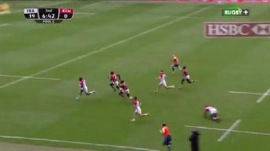 VIDEO. London 7s. France 7 domine le Kenya et file en Cup avec un Virimi Vakatawa intenable