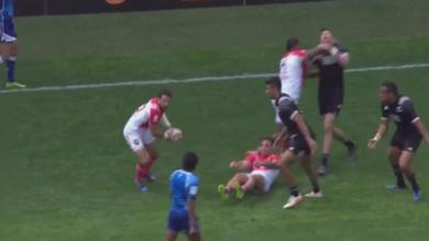 VIDEO. Paris 7s : sept matchs de suspension pour Virimi Vakatawa pour coup de poing et main au visage