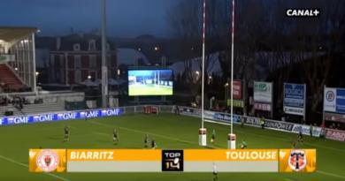 VIDEO. Harynordoquy, Poitrenaud, vous vous souvenez du dernier Biarritz vs Toulouse en Top 14 ?
