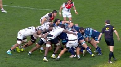 Top 14 - La LNR va examiner la réclamation du Stade Toulousain au sujet de Willie Du Plessis