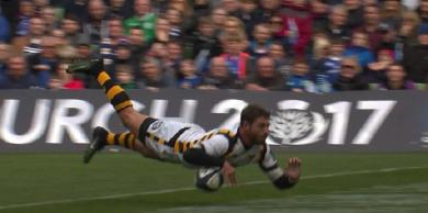 VIDEO. Champions Cup : l'énorme fail de Willie Le Roux dans l'en-but du Leinster