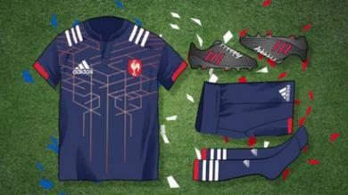 XV de France - adidas concurrencée par Under Armour et Le coq sportif pour équiper les Bleus