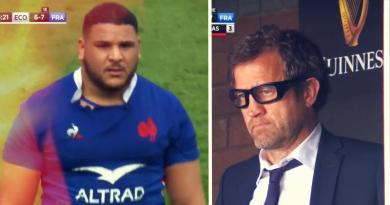 XV de France - Ce qu'a dit Fabien Galthié sur le coup de poing de Mohamed Haouas