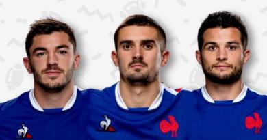 XV de France - Depuis quand le staff n'avait pas eu un choix de riche à l'arrière ?