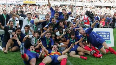 VIDEO. XV de France : des Bleus ont déjà remporté une Coupe du monde
