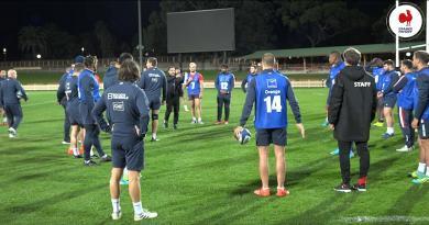 XV de France. Les Bleus pris en plein reconfinement à Sydney, le premier match délocalisé