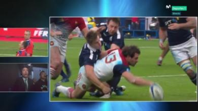 VIDEO. 6 Nations - XV de France : l'essai de Rémi Lamerat face à l'Ecosse était-il valable ?