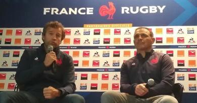Le staff du XV de France va entraîner les U20 au mois de janvier !