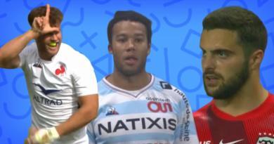 XV de France : qui sont les ailiers à installer d'ici la Coupe du monde 2023 ?