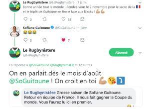 XV de France : Sofiane Guitoune doit-il jouer la Coupe du monde 2019 ?