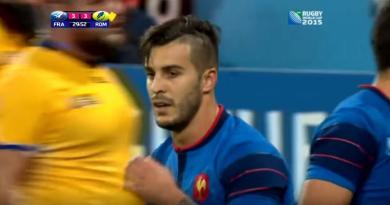 XV de France - Sofiane Guitoune remplace Fofana, blessé, face à l'Ecosse