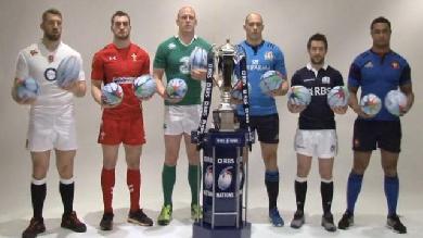 VIDEO. XV de France : retour sur le stage des Bleus et le lancement du 6 Nations avec Thierry Dusautoir