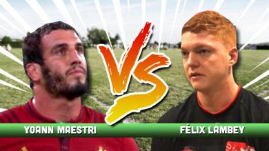 XV de France. Félix Lambey vs Yoann Maestri : qui prendre pour la tournée d'automne ?