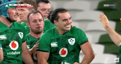 James Lowe marque pour sa première et l'Irlande domine le Pays de Galles [VIDEO]