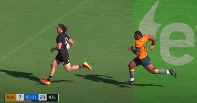 VIDEO - Même à 14 à contre 15, les Blacks ont joué comme sur la Playstation et étrillé l'Australie (21 à 38)