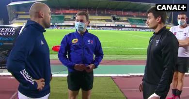 Pro D2 - L'échange hilarant entre Acebes et l'arbitre qui rendent hommage à la scène cocasse de Raisuqe [VIDEO]